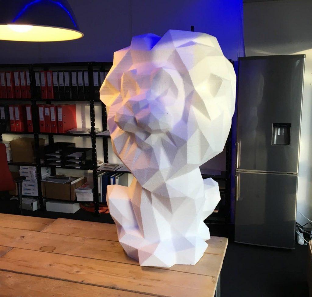 piepschuim figuren en vormen